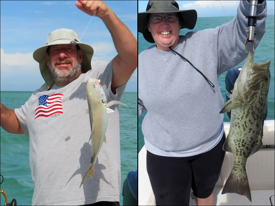 Fishing in the Keys
